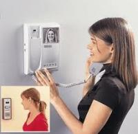 Установка домофонов и видеодомофонов
