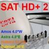 SAT HD+2