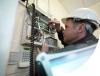 Техническое обслуживание (установок) систем безопасности